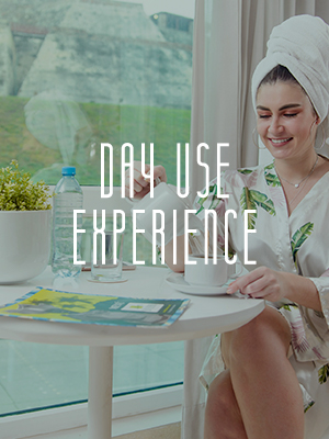 Day Use Experience Plan in Cartagena